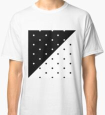 Black Half White T-Shirts | Redbubble