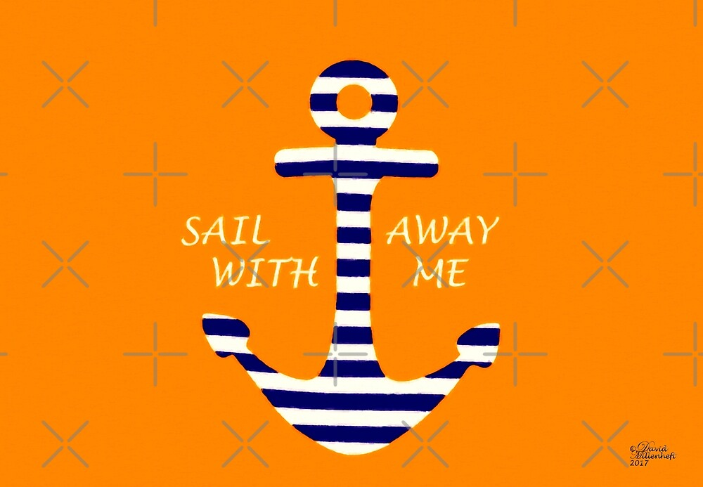 Sail Away with Me by David Millenheft Photography