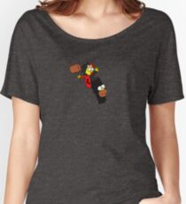 Mashup 1 Colour Version Women's Relaxed Fit T-Shirt