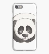 Sleepy Panda iPhone Case/Skin