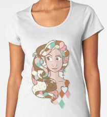 Bright & Curious Women's Premium T-Shirt