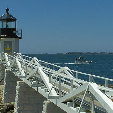 Marshall Point Lighthouse by nmpics