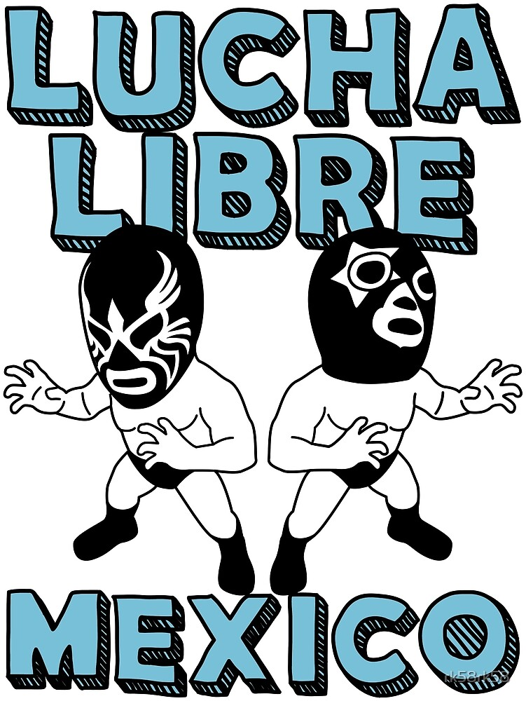 LUCHA LIBRE MEXICO6c by rk58rk58