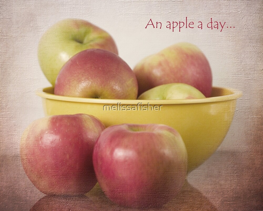 An Apple A Day by melissafisher