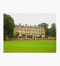 Merton College Photographic Print