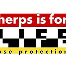 herps is for life by James Parker Crumbly