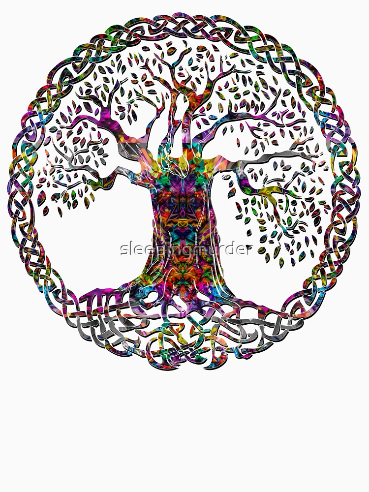 TREE OF LIFE - painters death    *find unlisted gems in my portfolio* by sleepingmurder