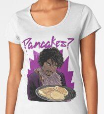Pancakes? Women's Premium T-Shirt