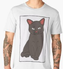 kitty Men's Premium T-Shirt