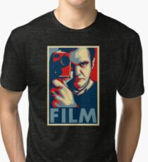 "Quentin Tarantino ""Film"" Poster Tri-blend T-Shirt"