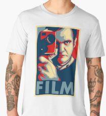 "Quentin Tarantino ""Film"" Poster Men's Premium T-Shirt"