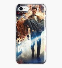 Doctor Who – The Doctor and Amy Pond iPhone Case/Skin