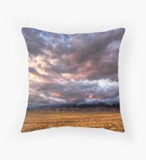 Great Sand Dunes National Park Throw Pillow