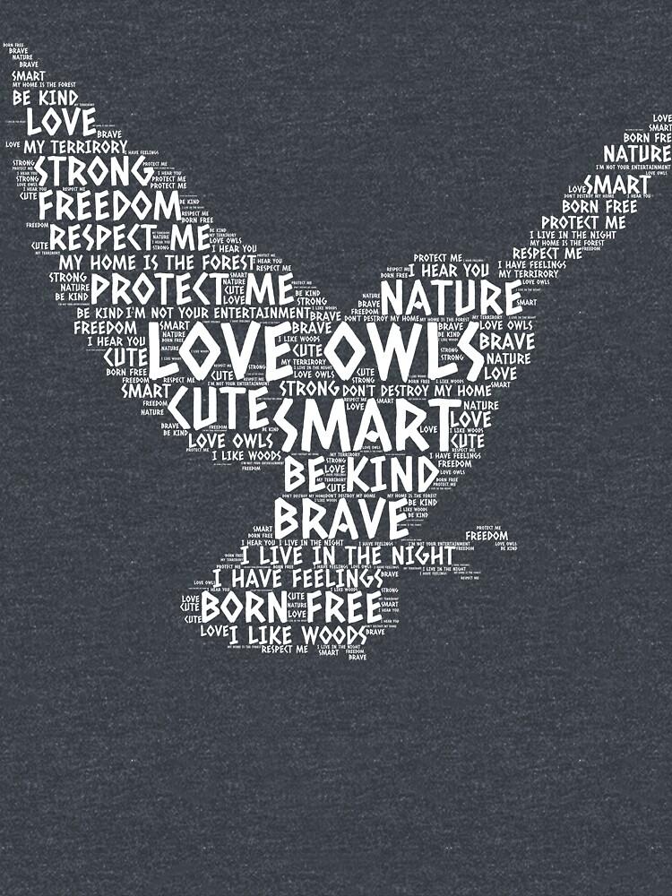 Words Love Owls by Phoenix23