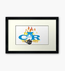 car  Framed Print