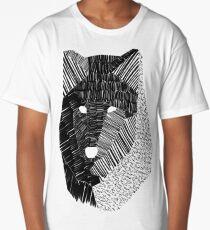 Wolf Mask Long T-Shirt