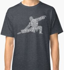 Tai Chi Words Classic T-Shirt