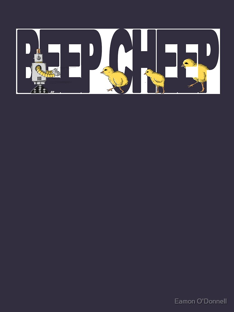 Cheep Beep by fred-moose