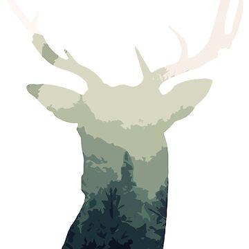 The Woods by MattSauder