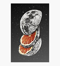 LUNAR FRUIT Photographic Print