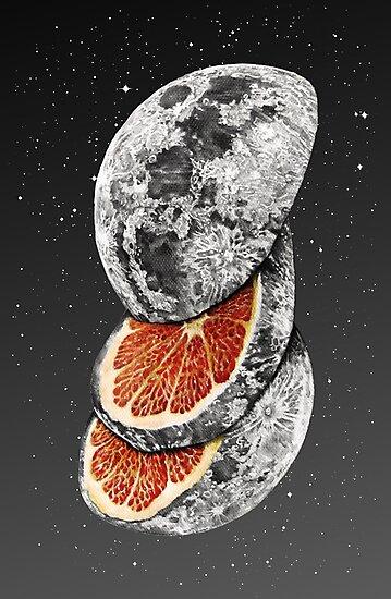 LUNAR FRUIT by jamesormiston
