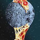 «Cuando la luna golpea tu ojo ...» de jamesormiston