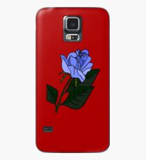 Blue Rose (Twin Peaks) Case/Skin for Samsung Galaxy
