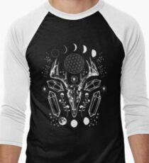 Crystal Moon. Men's Baseball ¾ T-Shirt
