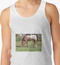 Appaloosa Horse Tank Top