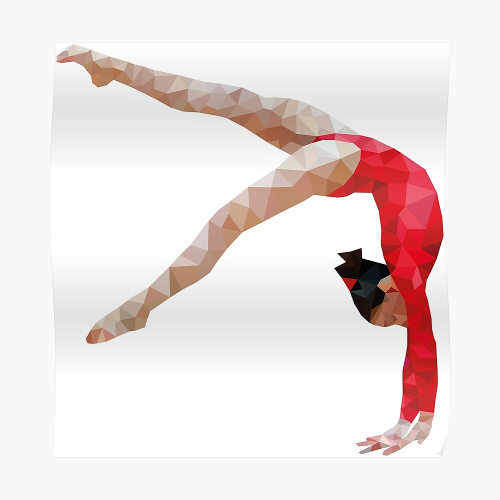 Polygymnast Poster