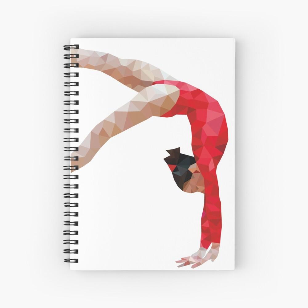 Polygymnast Spiralblock