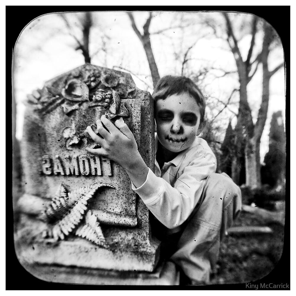 cemetery show 20 by Kiny McCarrick