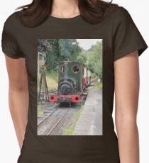 Here She Comes! Women's Fitted T-Shirt