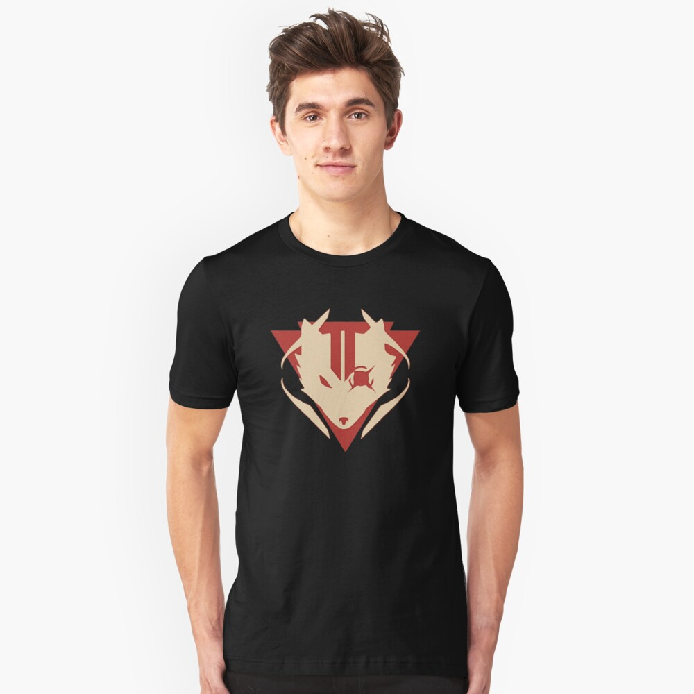 Wolf's Grin Unisex T-Shirt Front