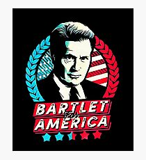 Bartlet Photographic Print