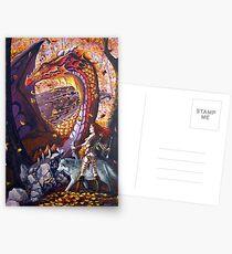 Highland Huntress Postcards