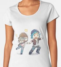 Life is Strange The Chase Women's Premium T-Shirt