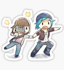 Life is Strange The Chase Sticker
