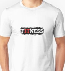 Fitness, health, stay fit and active T-Shirt
