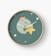 Moon Nap Horloge