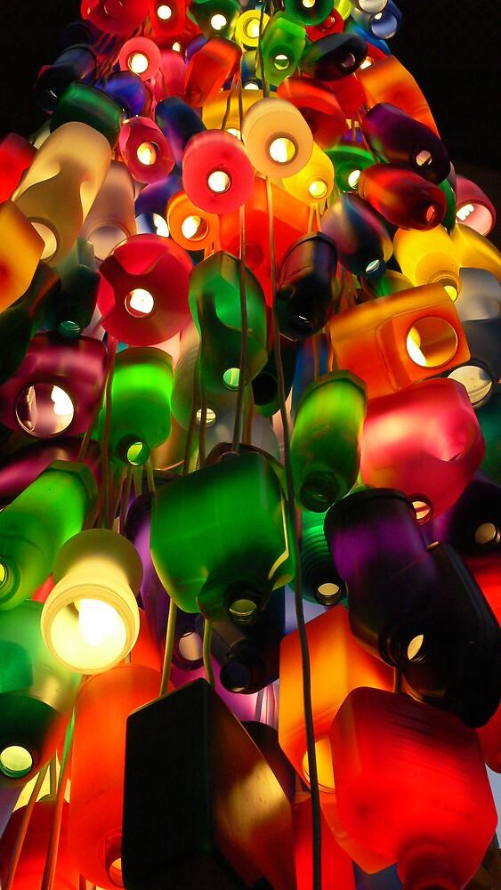 Recyled Light by sallysparkle