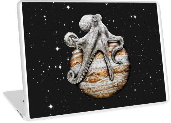 Himmlischer Cephalopod von jamesormiston