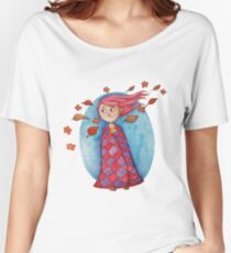 Oh baby it's cold outside.. Women's Relaxed Fit T-Shirt