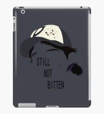 Telltale Games' The Walking Dead - Clementine Outline ver. 2 iPad Case/Skin