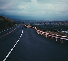 Volcano Road  by showmedarkness