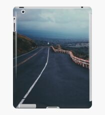 Volcano Road  iPad Case/Skin