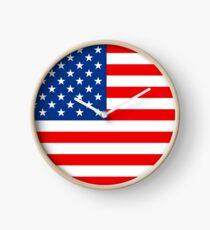 Reloj Estados Unidos, USA