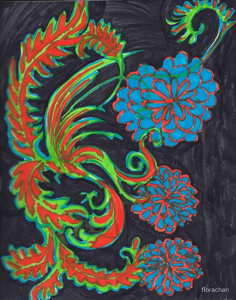 oriental bloom by florachan