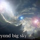 beyond big sky by NordicBlackbird
