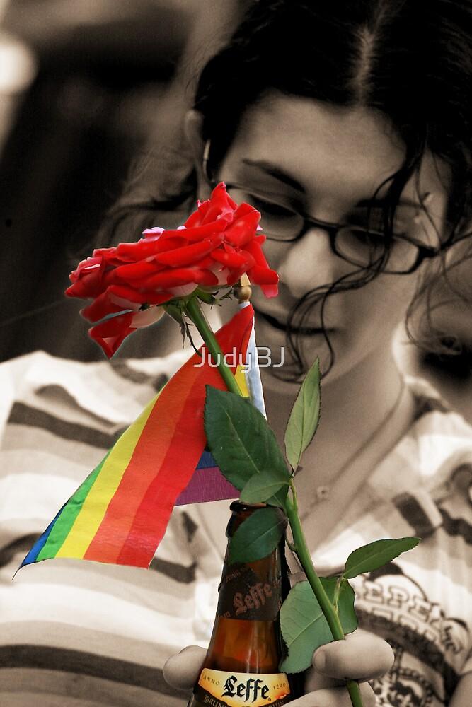 Pride Parade  by JudyBJ